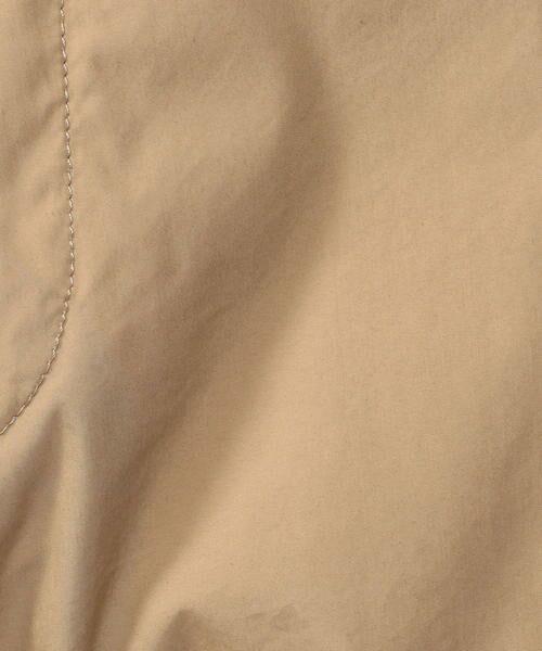TOMORROWLAND / トゥモローランド ショート・ハーフ・半端丈パンツ | コットンナイロンタフタ イージーショートパンツ | 詳細14