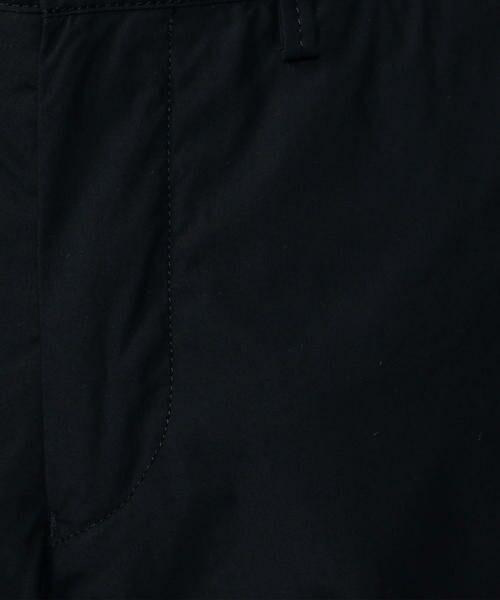 TOMORROWLAND / トゥモローランド ショート・ハーフ・半端丈パンツ | コットンナイロンタフタ イージーショートパンツ | 詳細15