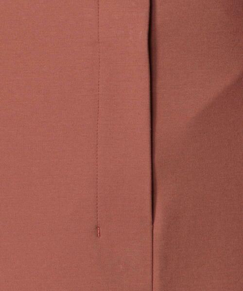 TOMORROWLAND / トゥモローランド ミニ・ひざ丈スカート | コットンポリエステルポンチ トラペーズスカート | 詳細3