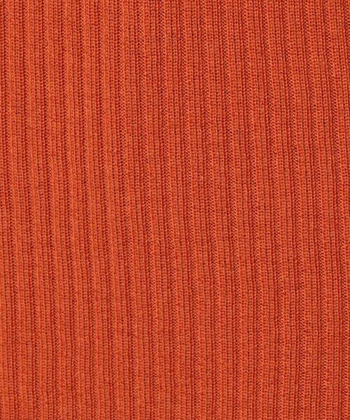 TOMORROWLAND / トゥモローランド ニット・セーター | プルミエールウールリブ Vネックプルオーバー | 詳細5