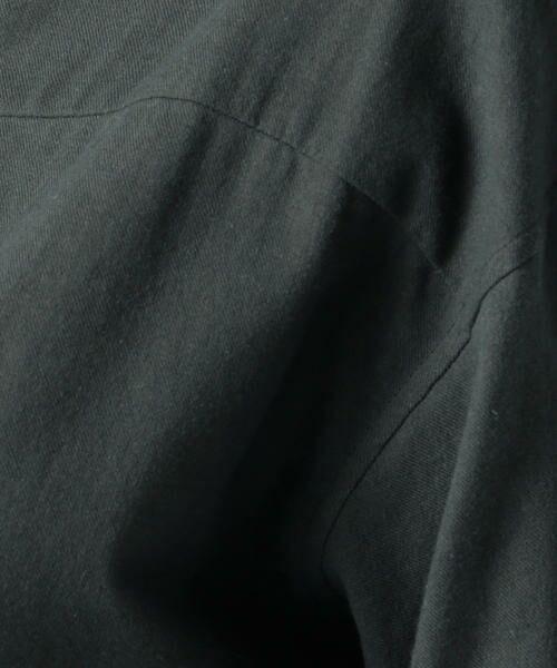 TOMORROWLAND / トゥモローランド シャツ・ブラウス | コットン ハイネックチュニックブラウス | 詳細4