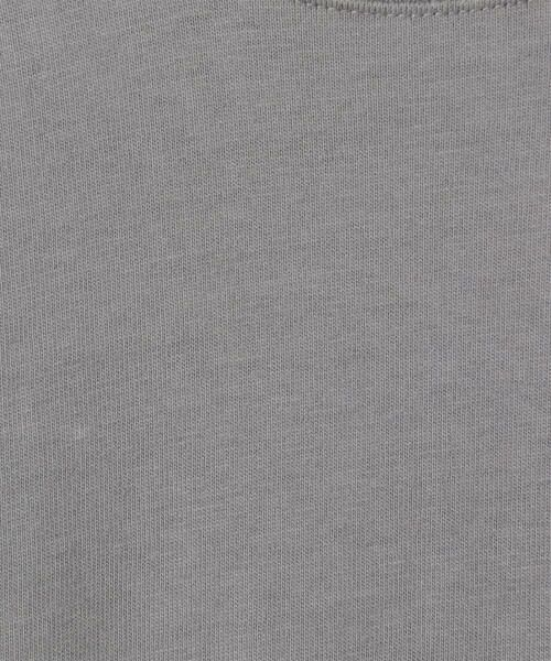 TOMORROWLAND / トゥモローランド カットソー   【別注】ARCH & LINExTOMORROWLAND BOYS & GIRLS コットンジャージー モックネックプルオーバー   詳細5