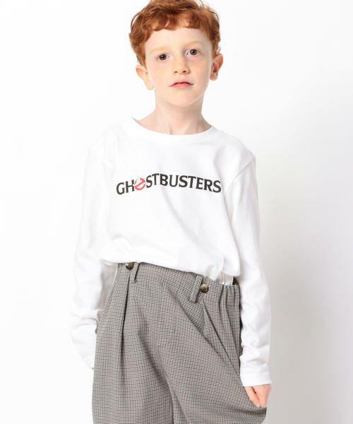 TOMORROWLAND / トゥモローランド カットソー | 【別注】GOOD ROCK SPEEDxTOMORROWLAND BOYS & GIRLS GHOSTBUSTERS Tシャツ(12 ホワイト系)