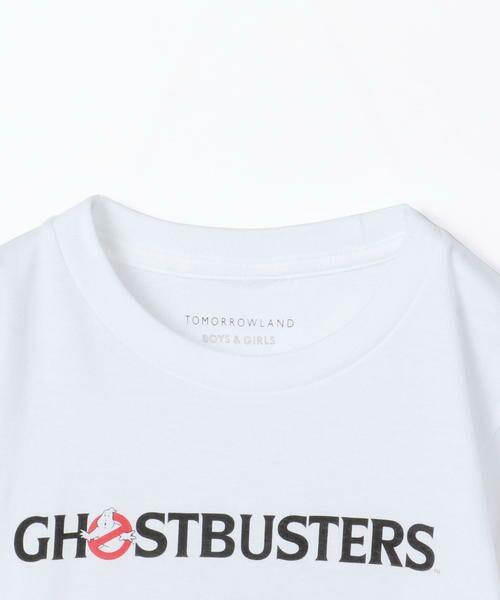 TOMORROWLAND / トゥモローランド カットソー | 【別注】GOOD ROCK SPEEDxTOMORROWLAND BOYS & GIRLS GHOSTBUSTERS Tシャツ | 詳細7