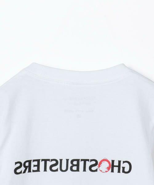 TOMORROWLAND / トゥモローランド カットソー | 【別注】GOOD ROCK SPEEDxTOMORROWLAND BOYS & GIRLS GHOSTBUSTERS Tシャツ | 詳細8