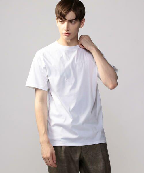 TOMORROWLAND / トゥモローランド カットソー | Edition クルーネックTシャツ(11 ホワイト)