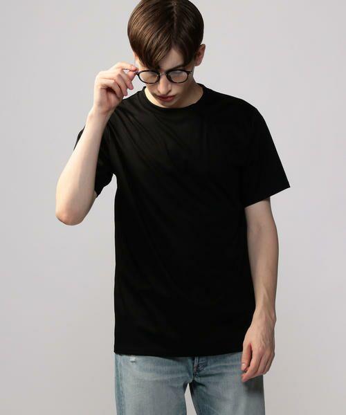 TOMORROWLAND / トゥモローランド カットソー | Edition クルーネックTシャツ(19 ブラック)