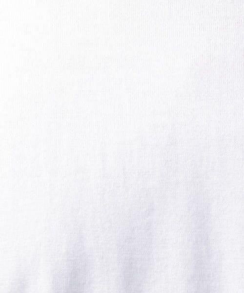TOMORROWLAND / トゥモローランド カットソー | 吊天竺 フリーダムスリーブカットソー | 詳細9