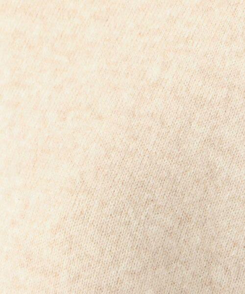 TOMORROWLAND / トゥモローランド ニット・セーター | ウールカシミヤ クルーネックプルオーバー | 詳細8