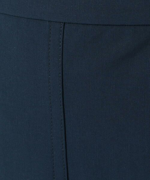 TOMORROWLAND / トゥモローランド ミニ・ひざ丈スカート | ウールストレッチ ラウンドヘムスカート | 詳細5