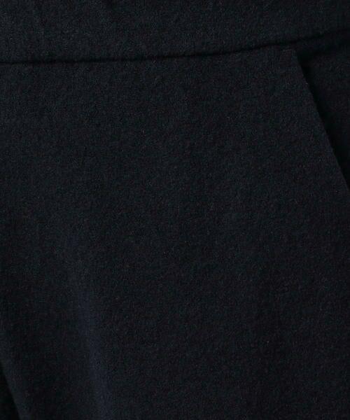 TOMORROWLAND / トゥモローランド ショート・ハーフ・半端丈パンツ | ウールナイロン ワイドクロップドパンツ | 詳細7