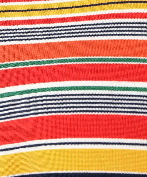 TOMORROWLAND / トゥモローランド Tシャツ   カラフルボーダー ビッグニットTシャツ tricot-T   詳細5