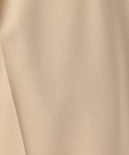 TOMORROWLAND / トゥモローランド その他パンツ | クリアストレッチトロピカル フロントタックパンツ | 詳細11