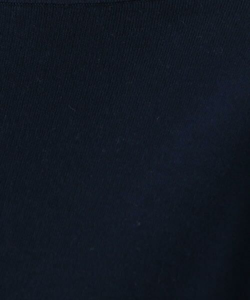 TOMORROWLAND / トゥモローランド ニット・セーター | コットンスムース ボートネックプルオーバー | 詳細14