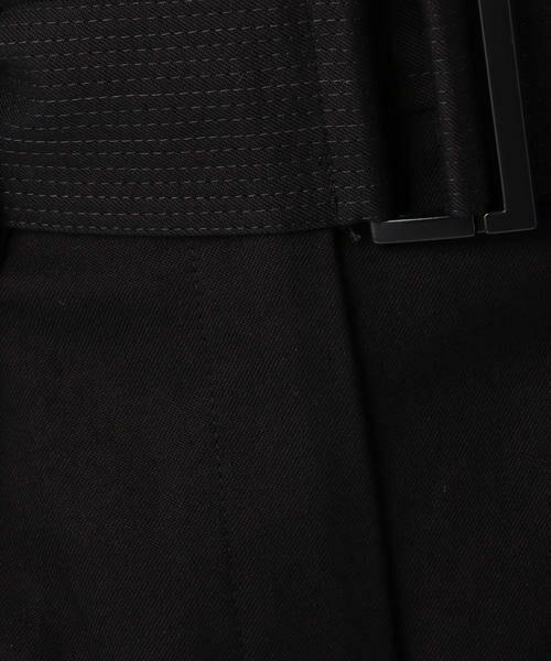 TOMORROWLAND / トゥモローランド その他パンツ | サップルツイル ベルテッドワイドパンツ | 詳細15