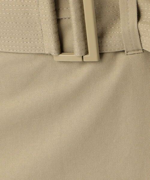 TOMORROWLAND / トゥモローランド ロング・マキシ丈スカート | サップルツイル ベルテッドロングスカート | 詳細15