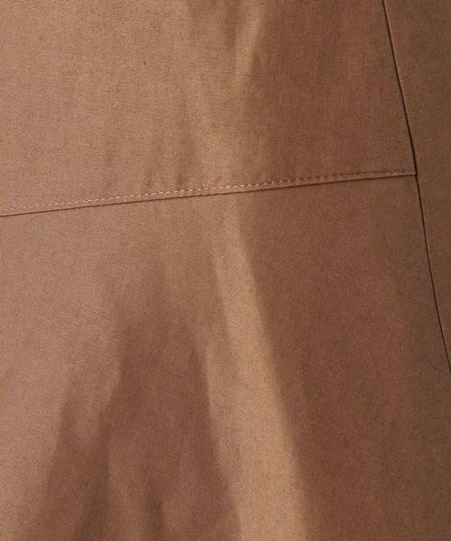TOMORROWLAND / トゥモローランド ミニ・ひざ丈スカート | ライトモールスキン マーメイドスカート | 詳細6