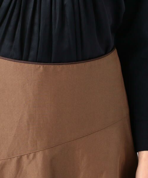 TOMORROWLAND / トゥモローランド ミニ・ひざ丈スカート | ライトモールスキン マーメイドスカート | 詳細7