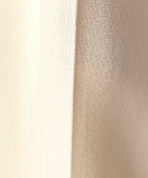 TOMORROWLAND / トゥモローランド その他パンツ | ダブルクロスストレッチ ストレートパンツ | 詳細12