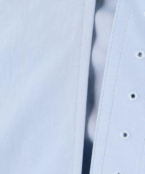 TOMORROWLAND / トゥモローランド ロング・マキシ丈スカート   クリスプクロス アシンメトリーロングプリーツスカート   詳細16