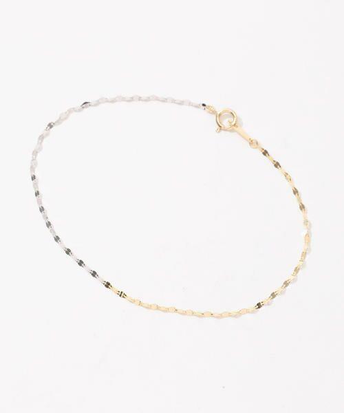 TOMORROWLAND/トゥモローランド LES BONBON double eclair bracelet 92 ゴールド系 F