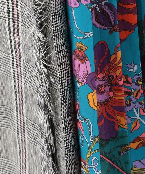 TOMORROWLAND / トゥモローランド ロング・マキシ丈スカート   【別注】O'NEIL OF DUBLIN×TOMORROWLAND キルトスカート   詳細11