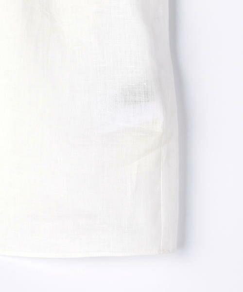 TOMORROWLAND / トゥモローランド シャツ・ブラウス | スワトーリネンエンブロイダリー ノースリーブブラウス | 詳細7