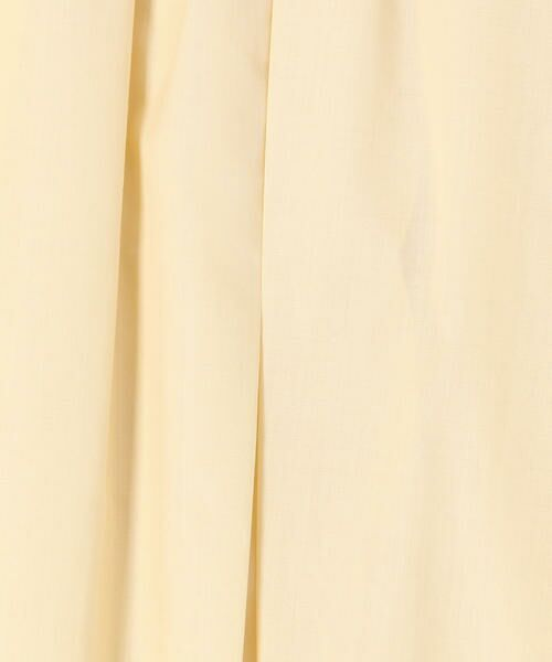 TOMORROWLAND / トゥモローランド ロング・マキシ丈スカート | シアーローン アシンメトリーフレアスカート | 詳細9