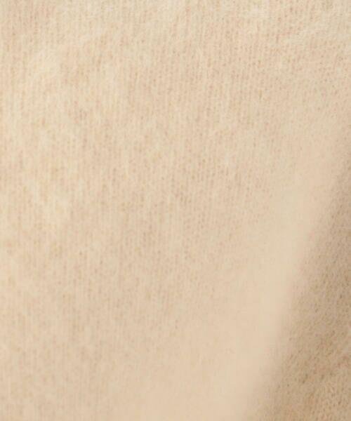 TOMORROWLAND / トゥモローランド ニット・セーター | フラッフィーヤーン ボートネックプルオーバー | 詳細14