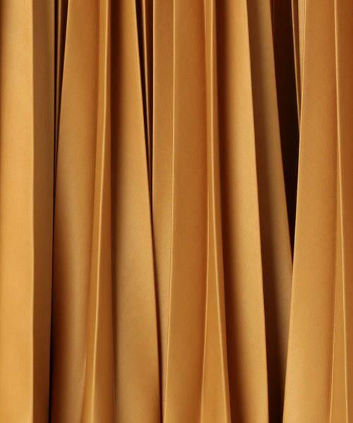 TOMORROWLAND / トゥモローランド ミニ・ひざ丈スカート | タイプライタープリーツ ミディスカート | 詳細13