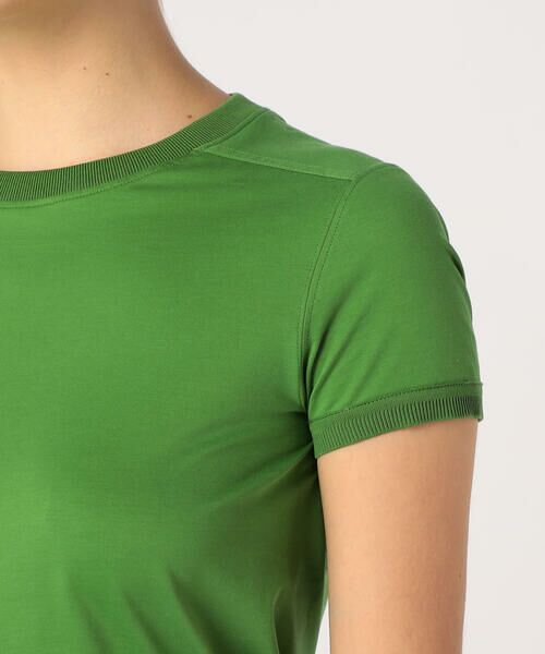 TOMORROWLAND / トゥモローランド カットソー   コットン リブコンビクルーネックプルオーバー   詳細10