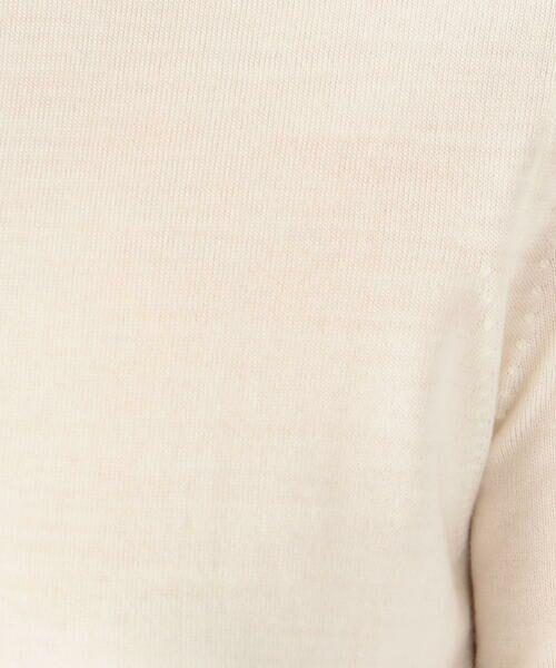 TOMORROWLAND / トゥモローランド カーディガン・ボレロ   スーパーファインウール クルーネックカーディガン   詳細15