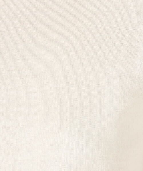 TOMORROWLAND / トゥモローランド ニット・セーター | スーパーファインウール クルーネックプルオーバー | 詳細17