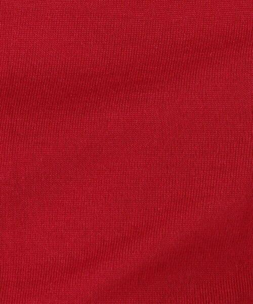 TOMORROWLAND / トゥモローランド ニット・セーター | スーパーファインウール クルーネックプルオーバー | 詳細18