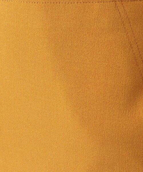 TOMORROWLAND / トゥモローランド ショート・ハーフ・半端丈パンツ   ストレッチポプリン セミワイドクロップドパンツ   詳細12