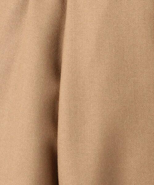 TOMORROWLAND / トゥモローランド その他パンツ | ウールサキソニー アシンメトリータックパンツ | 詳細15