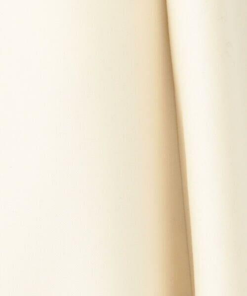 TOMORROWLAND / トゥモローランド ロング・マキシ丈スカート | ウールサキソニー フロントギャザースカート | 詳細13