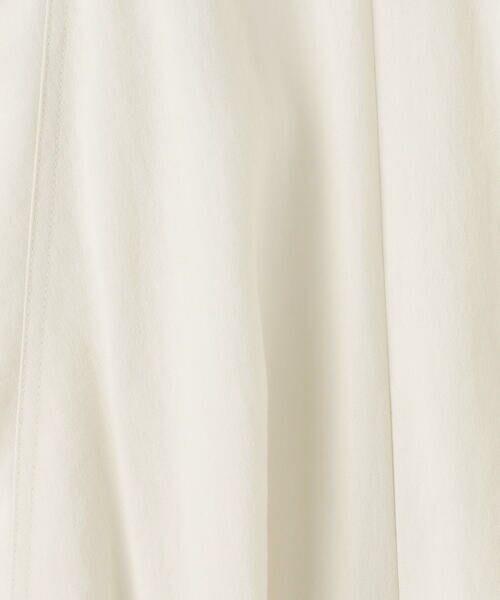 TOMORROWLAND / トゥモローランド ショート・ハーフ・半端丈パンツ   スイングウィーブ サーキュラーキュロットパンツ   詳細12