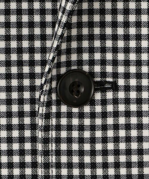TOMORROWLAND / トゥモローランド テーラードジャケット | プレーンダブルフェイス オーバーサイズドジャケット | 詳細11
