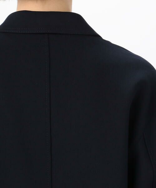 TOMORROWLAND / トゥモローランド テーラードジャケット | プレーンダブルフェイス オーバーサイズドジャケット | 詳細25