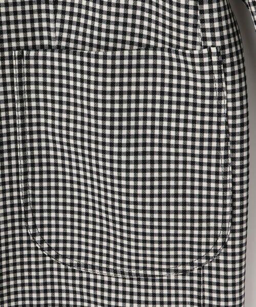 TOMORROWLAND / トゥモローランド テーラードジャケット | プレーンダブルフェイス オーバーサイズドジャケット | 詳細7