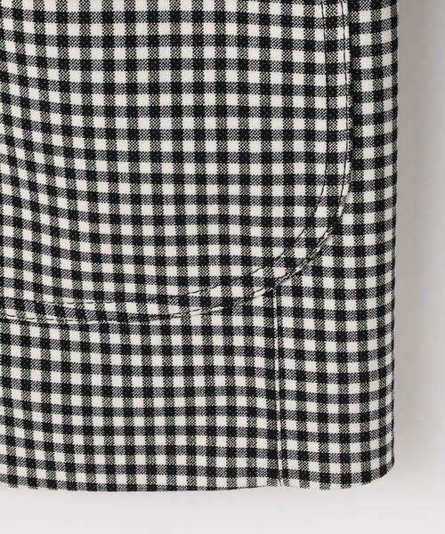 TOMORROWLAND / トゥモローランド テーラードジャケット | プレーンダブルフェイス オーバーサイズドジャケット | 詳細8