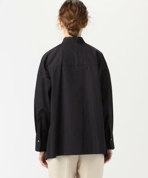 TOMORROWLAND / トゥモローランド シャツ・ブラウス | コットンブロード 2-wayシャツ | 詳細10