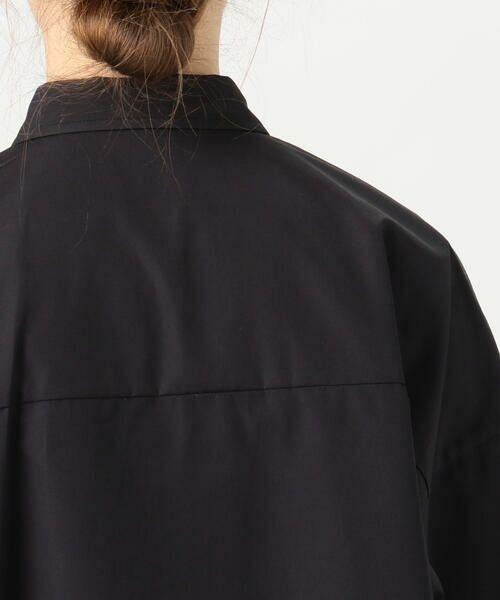 TOMORROWLAND / トゥモローランド シャツ・ブラウス | コットンブロード 2-wayシャツ | 詳細12