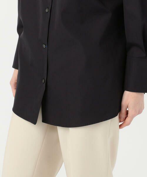 TOMORROWLAND / トゥモローランド シャツ・ブラウス | コットンブロード 2-wayシャツ | 詳細14