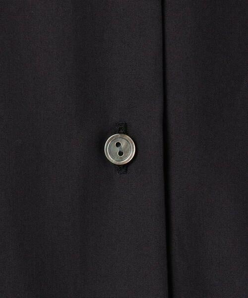 TOMORROWLAND / トゥモローランド シャツ・ブラウス | コットンブロード 2-wayシャツ | 詳細15
