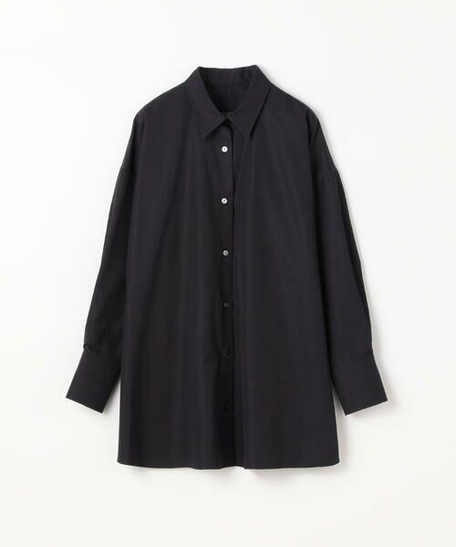 TOMORROWLAND / トゥモローランド シャツ・ブラウス | コットンブロード 2-wayシャツ | 詳細16