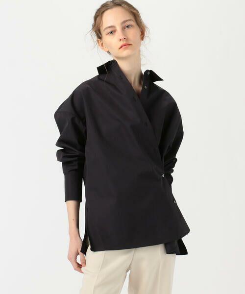 TOMORROWLAND / トゥモローランド シャツ・ブラウス | コットンブロード 2-wayシャツ | 詳細7