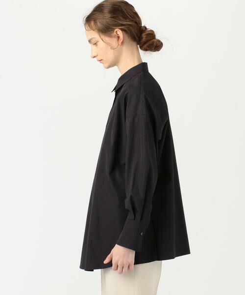 TOMORROWLAND / トゥモローランド シャツ・ブラウス | コットンブロード 2-wayシャツ | 詳細9