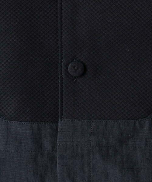 TOMORROWLAND / トゥモローランド シャツ・ブラウス | タッサーピケ ボザムチュニックシャツ | 詳細16